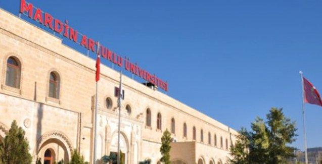 Artuklu Üniversitesi'nde Süryani Dili ve Edebiyatı Bölümü açıldı