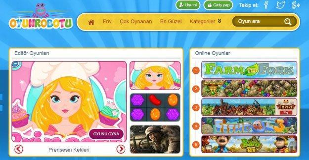 Avataria oyunu oyun robotu sitesinde