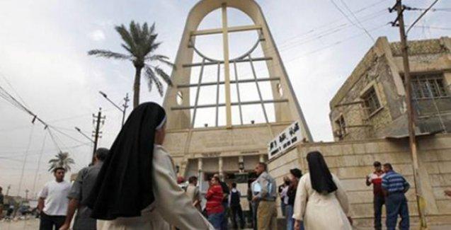 Bağdat'ta Hristiyanların evleri gasp ediliyor