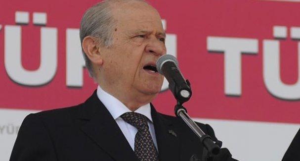 Bahçeli: AKP ve CHP çok acil koalisyon kurup terörün kökünü kazımalı
