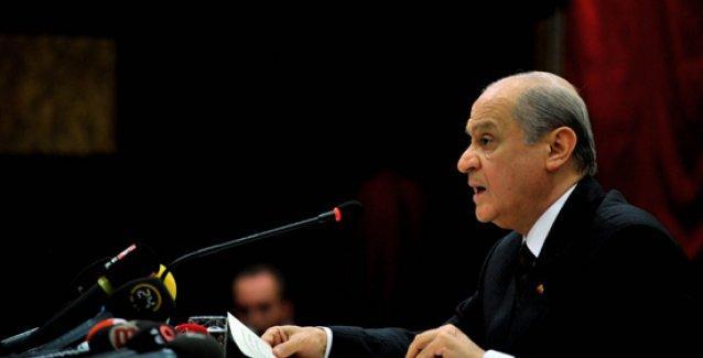 Davutoğlu-Kılıçdaroğlu görüşmesine saatler kala Bahçeli'den 'Fedakarlık gösterin' mesajı