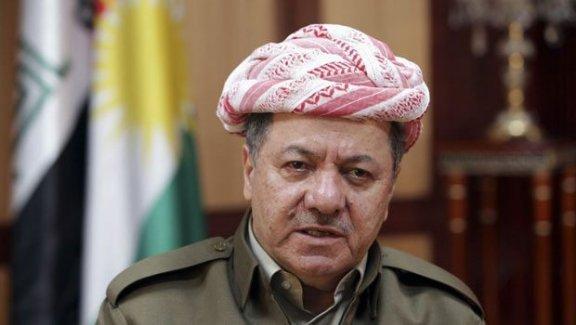 Barzani'den TSK'nın hava saldırılarına ilişkin açıklama