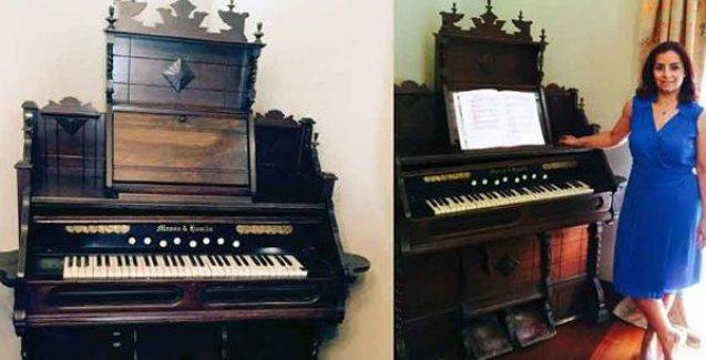 Bir ailenin 100 yıllık tarihinin simgesi: CHP'li Selina Doğan'ın aile yadigarı piyanosu