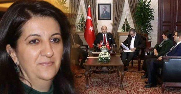 HDP'li Buldan'dan 'Dolmabahçe Mutabakatı' açıklaması