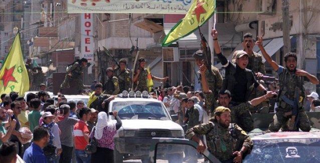 Burkan el-Fırat: Türkiye Suriye'ye müdahale ederse savaşı Türkiye'ye yayarız