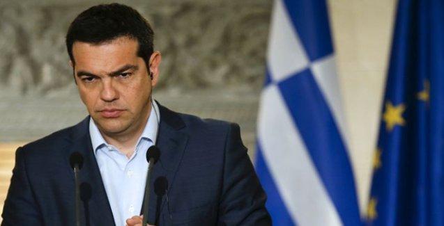 Tsipras bir kaç koşulla teklifi kabul etti