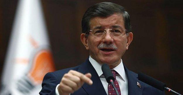 Davutoğlu: MHP veya CHP koalisyonunun olabileceği kanaati ortaya çıktı