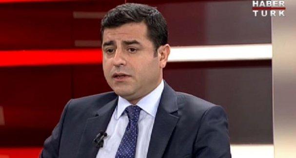 Demirtaş: Türkiye'nin dış politikası mezhepçilik üzerine kurulu