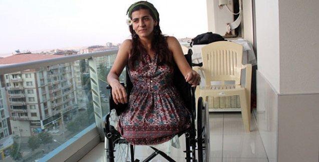 Diyarbakır saldırısında bacaklarını kaybeden Lisa: Direnen halkın çocuğuyum
