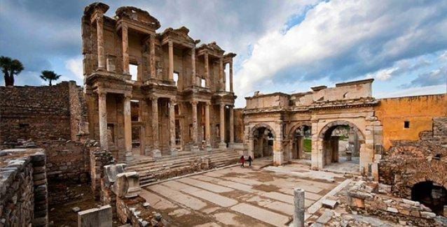 Efes Antik Kenti de 'Dünya Kültür Mirası' listesinde