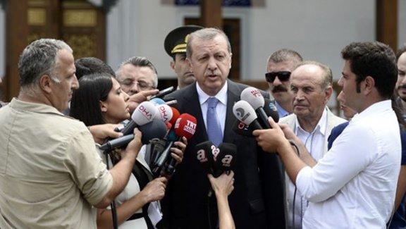 Erdoğan: DEAŞ, PKK, DHKP-C, bunların hepsi terör örgütüdür