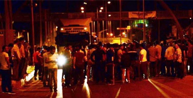 Erzurum'da ırkçılar Kürt işçileri linç etmeye çalıştı