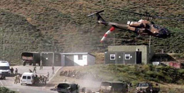 Erzurum'da karakola saldırı ve çatışma