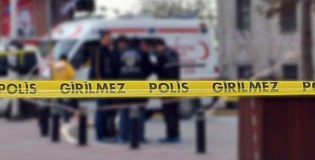Erzurum'da bir astsubay vuruldu