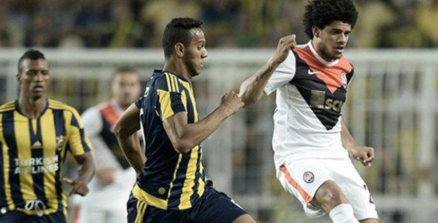 Fenerbahçe tur ümidini Ukrayna'ya bıraktı