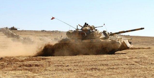 Fransız haber ajansı AFP: Türk tankları YPG'nin elindeki köyü vurdu