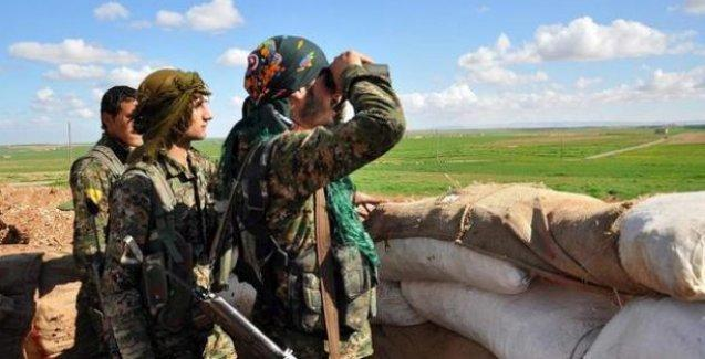Haseke'de tüm yollar YPG'nin kontrolünde