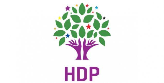 HDP'den Erdoğan'a sarı kart