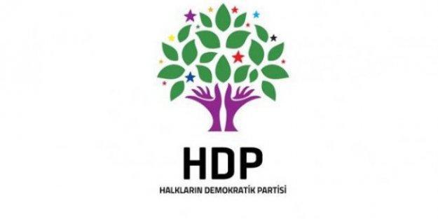 HDP'den 'güvenlik önlemleri ve acil eylem çağrısı' genelgesi