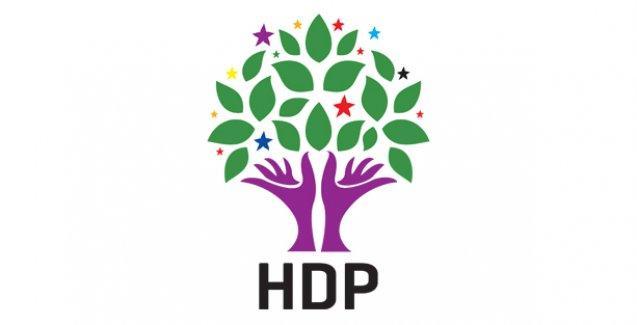 HDP'den karşı hamle: Erdoğan ve Davutoğlu hakkında suç duyurusu