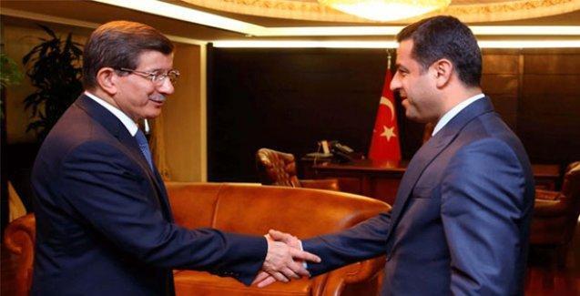 HDP ile görüşme başladı