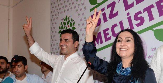 HDP: Konuşarak çözülemeyecek hiçbir sorunumuz yok