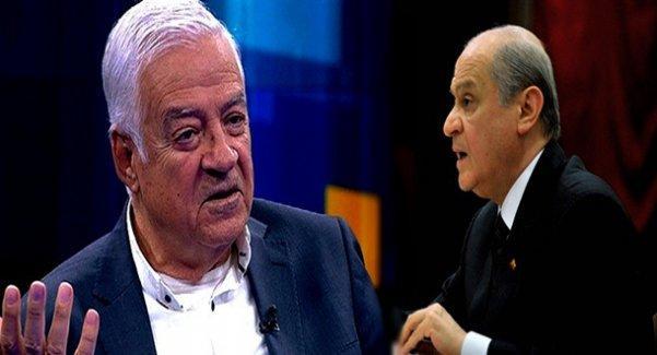 HDP'li Fırat: Terörle ilişkisi olan bir parti varsa önce MHP'dir