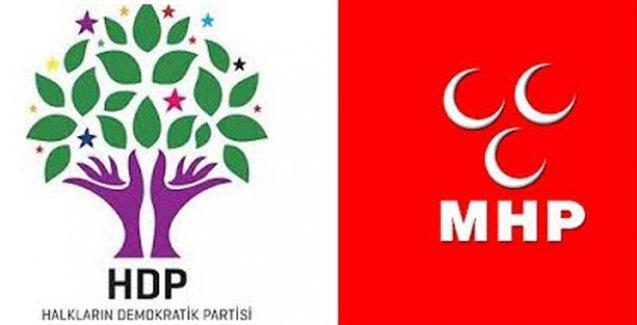 HDP-MHP arasında bayram ziyareti olmayacak