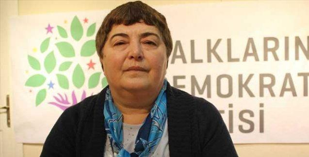 HDP'nin Meclis başkanvekili belli oldu