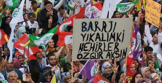 HDP'den seçim barajının kaldırılması için kanun teklifi