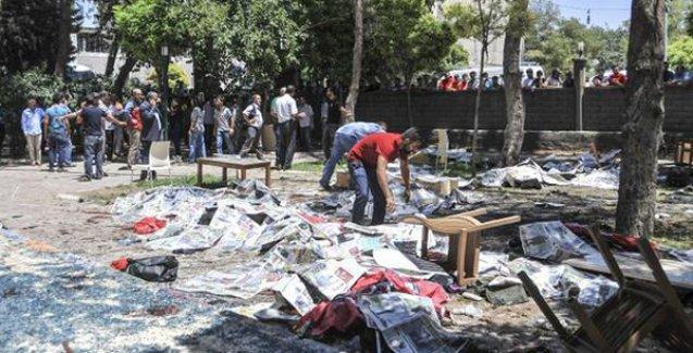 İki üst düzey yetkili Reuters'a konuştu: Suruç'taki saldırı IŞİD bağlantılı