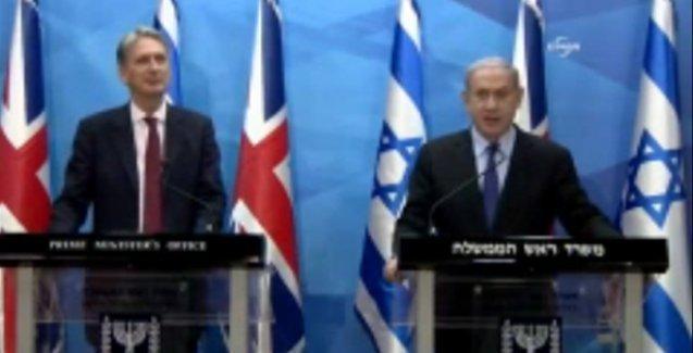 İngiltere Dışişleri Bakanı, Netanyahu ile İran yüzünden tartıştı