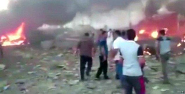 IŞİD Diyala'da bir pazar yerine saldırdı: 120 ölü