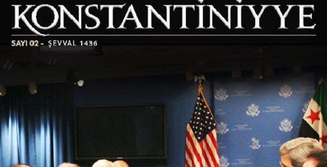 IŞİD'in dergisi Konstantiniyye'nin 2. sayısında Türkiye ve Erdoğan'a açık tehditler