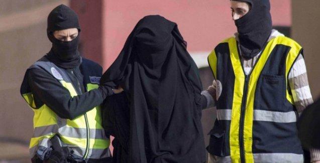 IŞİD'in elebaşlarından El Marui 'kadın kıyafetleriyle yakalandı'