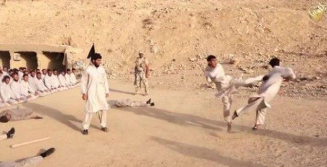 'IŞİD'in Urfa'da kampları var'