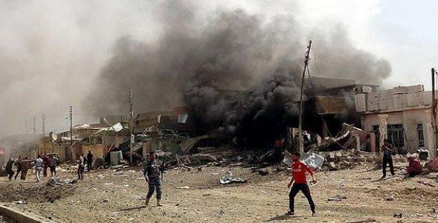 IŞİD saldırılarında 1,5 yılda 15 bin sivil öldü!