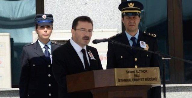 İstanbul Emniyet Müdürü'nden 'intikam' yemini