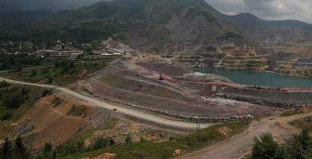 İşte Cerattepe'yi de benzetmek istedikleri bir ölü köy: Damar