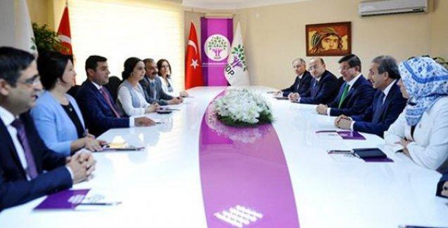 İşte HDP'nin AKP'ye sunduğu temel ilkeleri