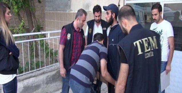 İzmir'de tutuklanan IŞİD üyeleri AKP'li çıktı