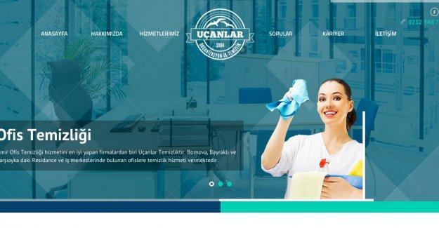 İzmir Temizlik Şirketi Uçanlar Temizlik