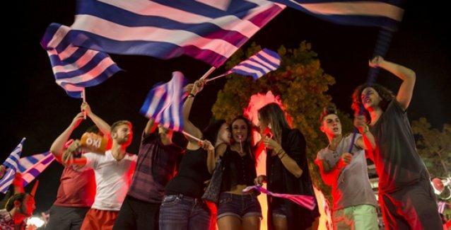 Kemer sıkmaya 'Hayır' diyen Yunanlar: Korkmuyoruz!