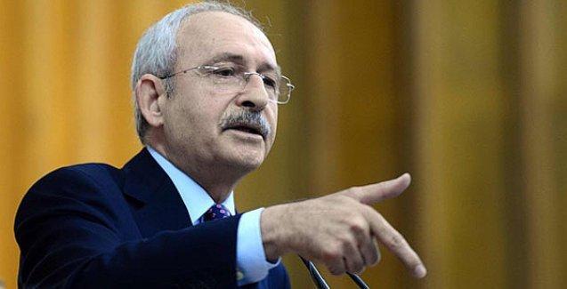 Kılıçdaroğlu: Erdoğan'ın 'fiili gücüm var' sözleri açıkça darbedir