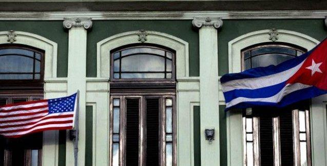 Küba ve ABD'de büyükelçilik adımı