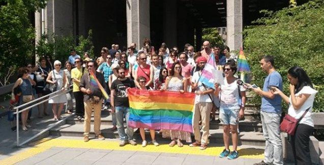 LGBTİ'leri öldürme çağrısı yapılan 'Lut Kavmi' afişlerine suç duyurusu