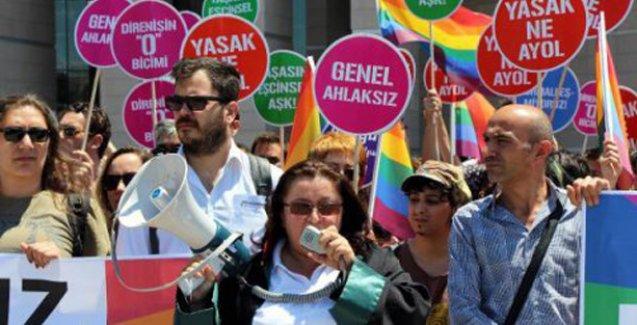 LGBTİ Onur Yürüyüşü'ne yapılan polis saldırısı hakkında suç duyurusu