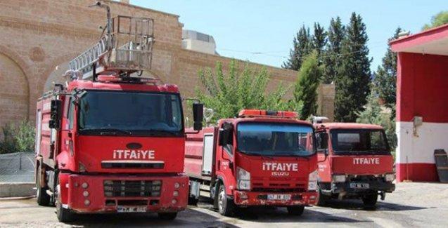 Mardin'de 8 itfaiyeciye 'Kobani' soruşturması