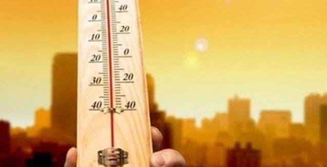 Meteoroloji'den uyarı: 10.00-16.00 arası zorunlu olmadıkça dışarı çıkmayın