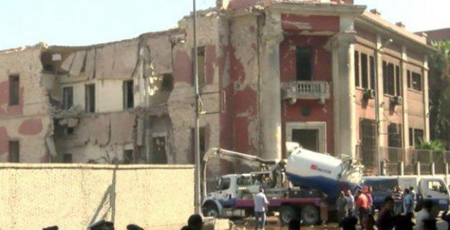 Mısır'da İtalya Büyükelçiliği'ne bombalı saldırı
